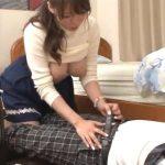 息子の家庭教師が清楚で巨乳なので媚薬を飲ませたら痴女化した 三島奈津子 浅田結梨