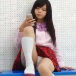 無防備なパンチラで挑発する小悪魔痴女JKがエロ杉ちゃん!