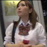 【神戸莉々】見知らぬオジサンと気持ちいいアルバイト!可愛い女子校生の放課後活動