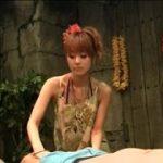 【藤倉みやび】勃起してしまったお客様に猥褻サービス交渉されて顔騎クンニに腰が動いちゃう洗体マッサージ嬢