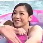 水中SEX企画!!! プールで親子が中出し母子相姦!巨乳な美人妻ママと生交尾!