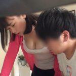 先生…おっぱい当たってますよ…巨乳を餌に思春期の生徒を狙う年下好き家庭教師の淫行現場を隠し撮り!