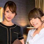 【VR痴女動画】WパイズリにWフェラされる中出しハーレム3P 若菜奈央 浜崎なお