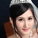 美月アンジェリアがぼくのお嫁さん〜ウェディングドレスに透けた美乳〜