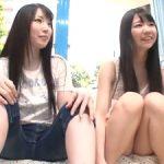 マジックミラー号!素人レズナンパ企画!ノンケな巨乳美乳の女子大生が『ふたなり』初体験!ペニバン、レズキス淫行!